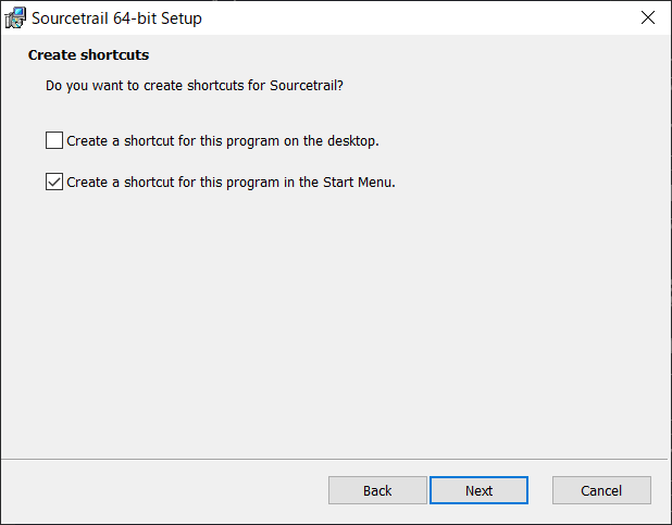 sourcetrail install step3